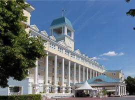 Disney's Newport Bay Club® Chessy France