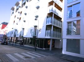 호텔 사진: Stavanger Small Apartments - Holmegate