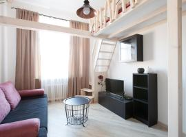 Hotel photo: Giedres Old Town Apartments
