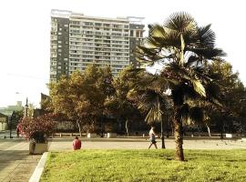A picture of the hotel: Marina Apartments Santiago Centro