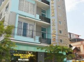 Hotel Photo: Golden Throne Hotel- Burmese Only