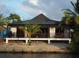 Hotel Photo: Villa 5 Bonaire - Waterlands Village