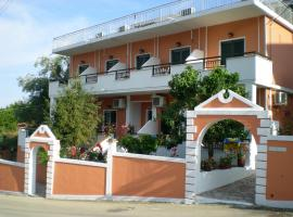 Filoxenia Apartments Moraitika Greece