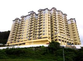 Cameron View Apartment @ Crown Imperial Court Brinchang Brinchang Малайзія