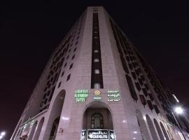 Luxurious Al Rawdah Suites Al Madinah Saudi Arabia