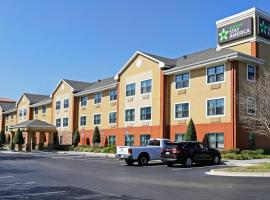 A picture of the hotel: Extended Stay America - Jacksonville - Riverwalk - Convention Center