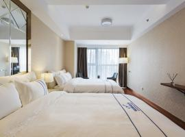 A picture of the hotel: Shenzhen Wei Pin International Service Apartment