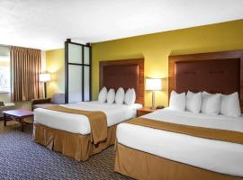 Quality Inn & Suites at Coos Bay North Bend USA