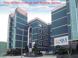 Hotel Sky, Incheon Airport Incheon South Korea