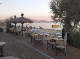 Marabou Beach Apartments Laganas Greece