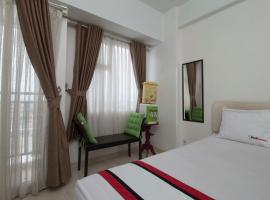Hotel Photo: RedDoorz Apartment near D'Mall Depok