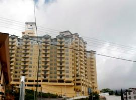 Harvest Green Apartment @ Crown Imperial Court Brinchang Malaysia