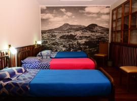 Joy Ride Hostel Sucre Bolivia