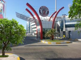 Hotel photo: Al Jazira Club Hotel