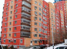 Hotel Photo: Podushka apartment at Istomina 22a