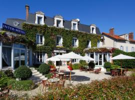 Hotel Photo: Inter-Hotel Auxerre Normandie