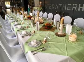 Hotel-Restaurant Osterather Hof Meerbusch Germania