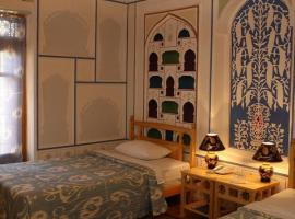 Hotel Photo: Komil Bukhara Boutique Hotel