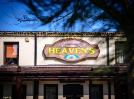 Hotel Photo: Pensiune Heavens
