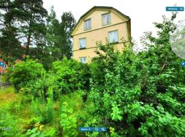 Hotel near Bromma airport : 4 Rum Bed and Breakfast