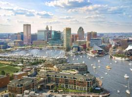 A picture of the hotel: Inner Harbor