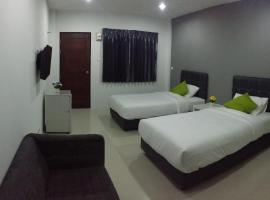 Hotel Photo: The Clover Lampang