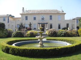 A picture of the hotel: St Mellons Hotel & Spa