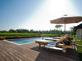 The Samara Villas & Restaurant Ubud Indonesia