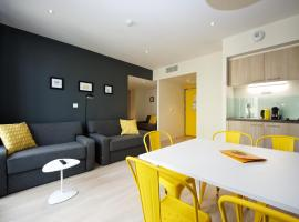 Hotel photo: Staycity Aparthotels Rue Garibaldi
