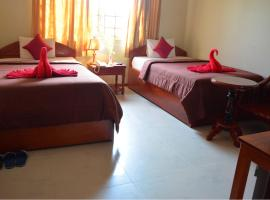 Mom's Guesthouse Siem Reap Cambodia
