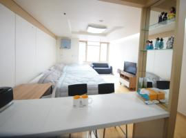 Enjoy budget apartment in Gangnam 2 Seoul South Korea