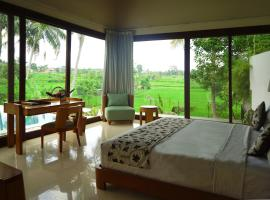 Santun Luxury Private Villas Ubud 인도네시아