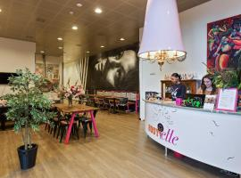 A picture of the hotel: Hostelle - female only hostel