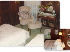 Fairview Manor Bed and Breakfast Ben Lomond USA
