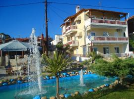 Peristerianos apartments Nea Skioni Greece