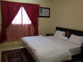 Hotel photo: Al Eairy Apartments- Hael 1