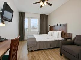 Hotel photo: First Hotel Brommaplan