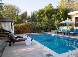 Coral Bay Sunkiss Villa Peyia Cyprus