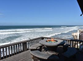 Hotel Photo: Beach Front Home