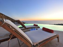 Mermaid Luxury Villas - Adella Houlakia Griechenland