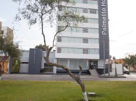 Hotel Photo: Palmetto Hotel Business San Miguel