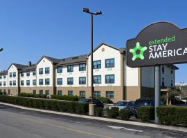 A picture of the hotel: Extended Stay America - Chicago - O'Hare