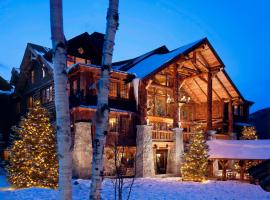 The Whiteface Lodge Lake Placid Yhdysvallat