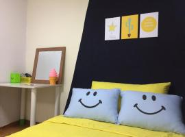 Miso Guesthouse in Hongdae Seoul South Korea