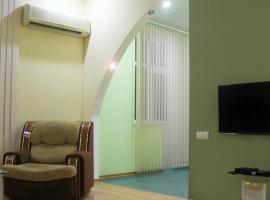 Apartment on Sayat-Nova Street Yerevan Armenia