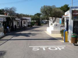 Hotel photo: Camping Sitges