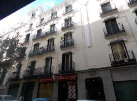 Hostal Dulcinea Madrid Spain
