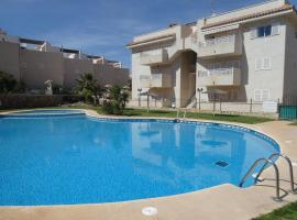 Hotel photo: Apartamento Dunas de Cope I