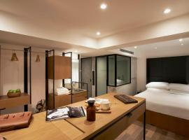 Hotel photo: Residence G Hong Kong - by Hotel G