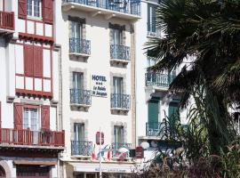 Hotel Photo: Hotel Le Relais Saint-Jacques